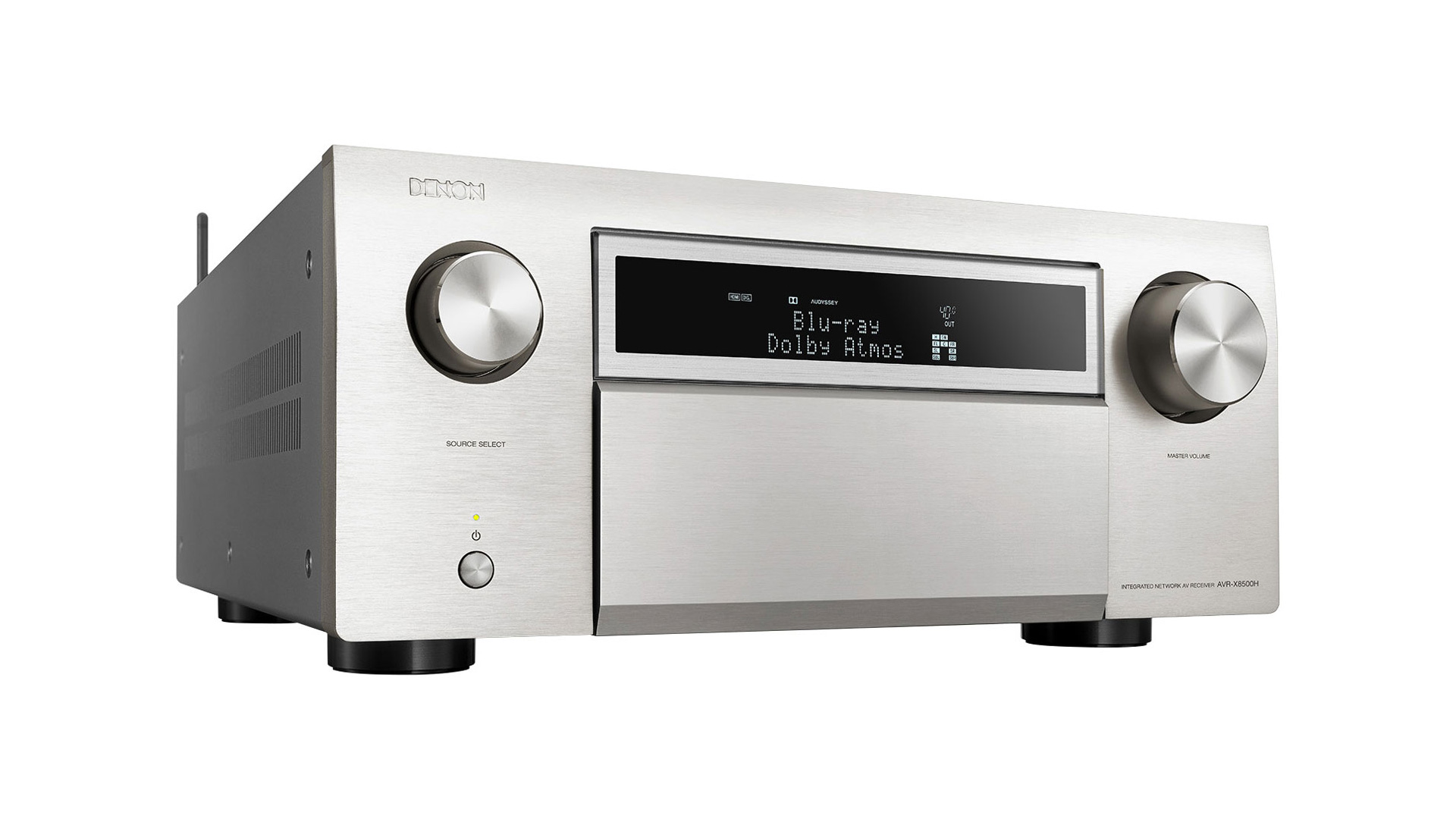 Denon AVR-X8500H AV Surround Receiver (Silver) in Winnipeg at Creative Audio