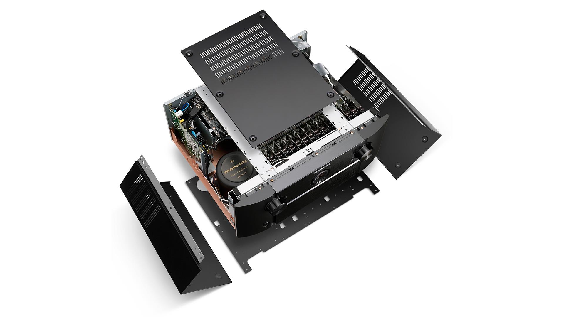 Marantz AV8805 AV Surround Processor (Exploded view)