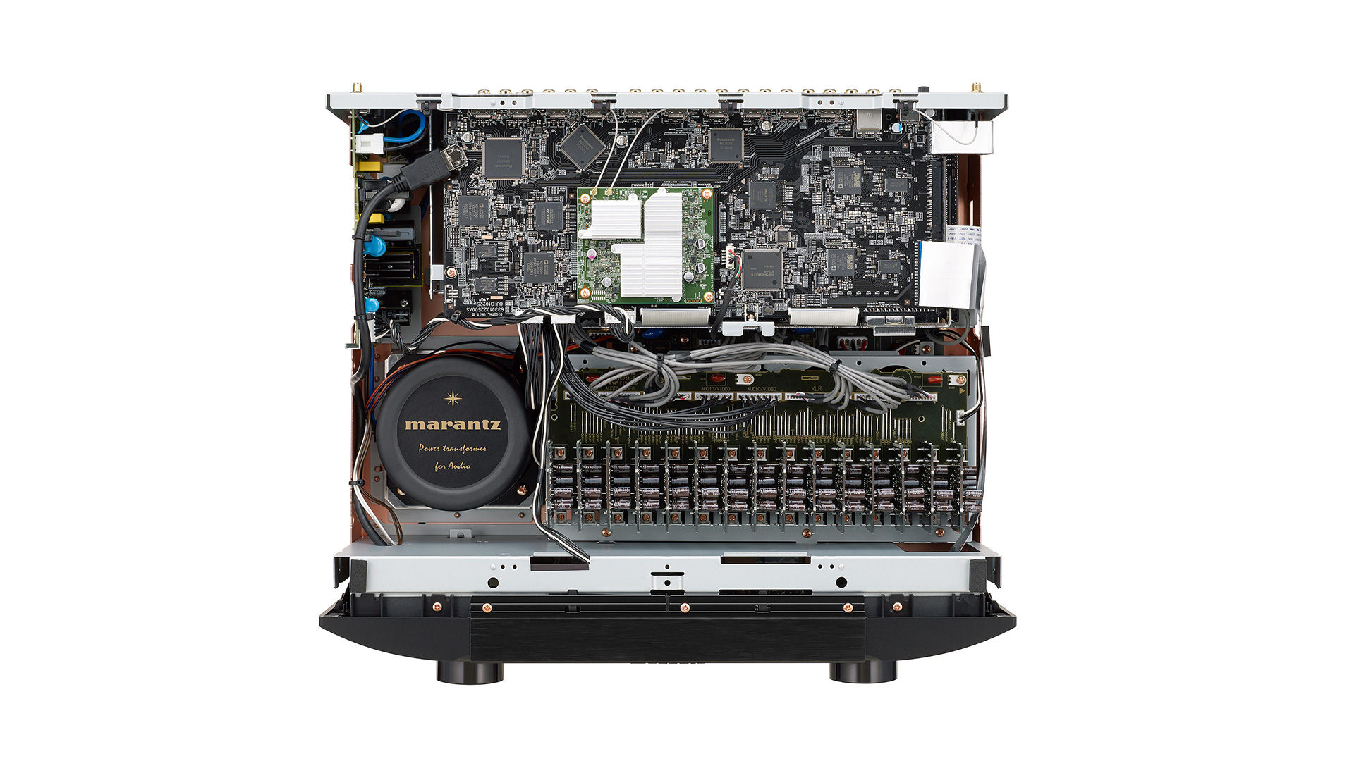 Marantz AV8805 AV Surround Processor (inside)