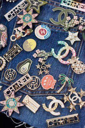 Chanel Pins
