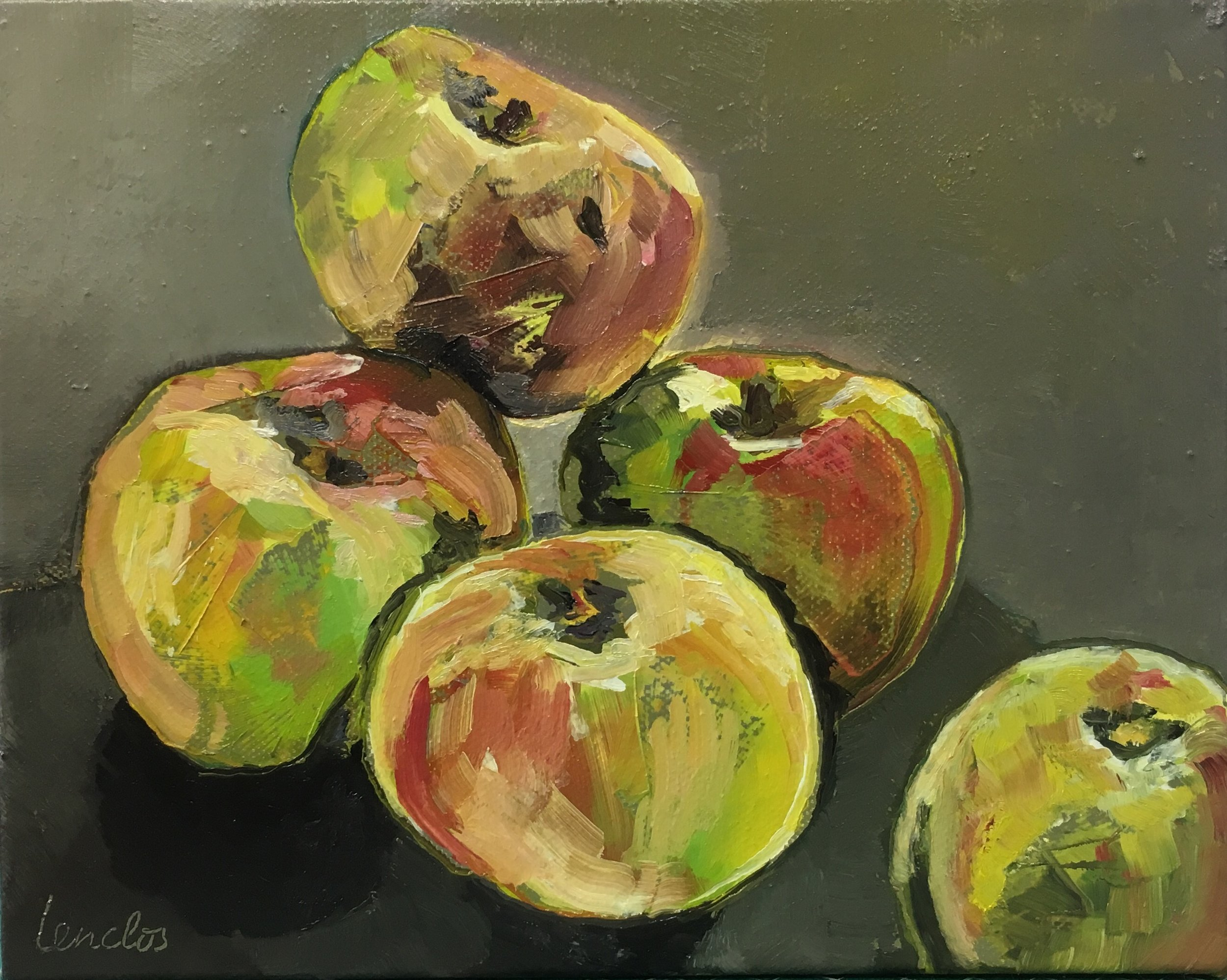 Lina's apples