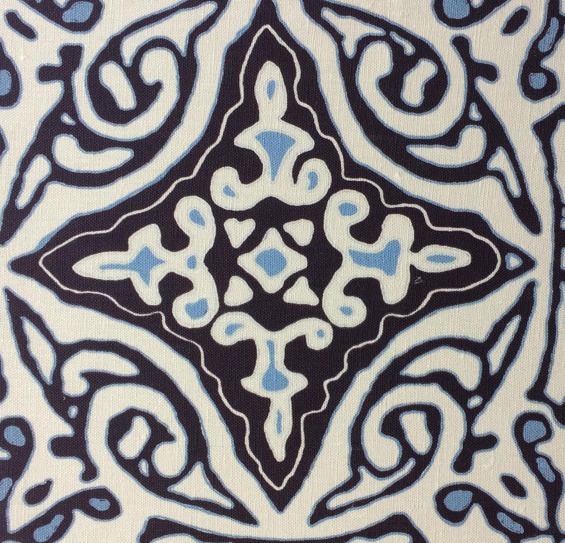 Medium Diamond Batik