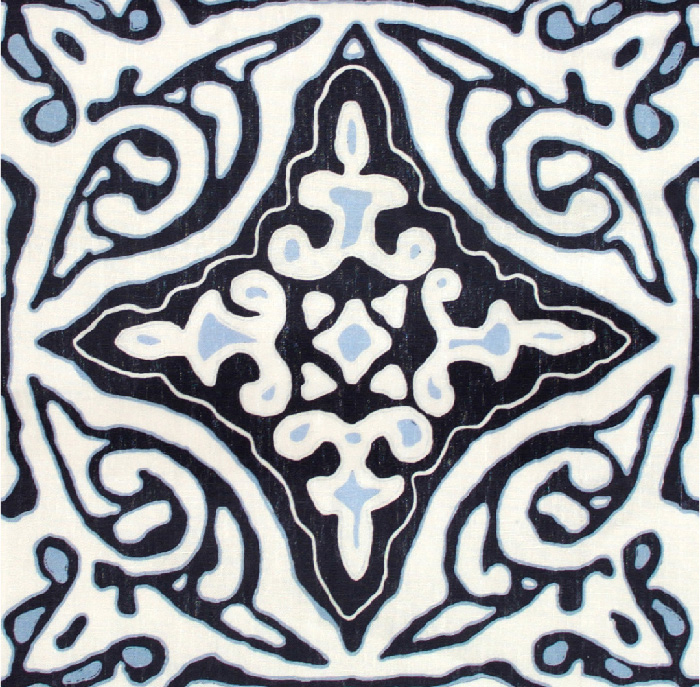 Medium & Large Diamond Batik