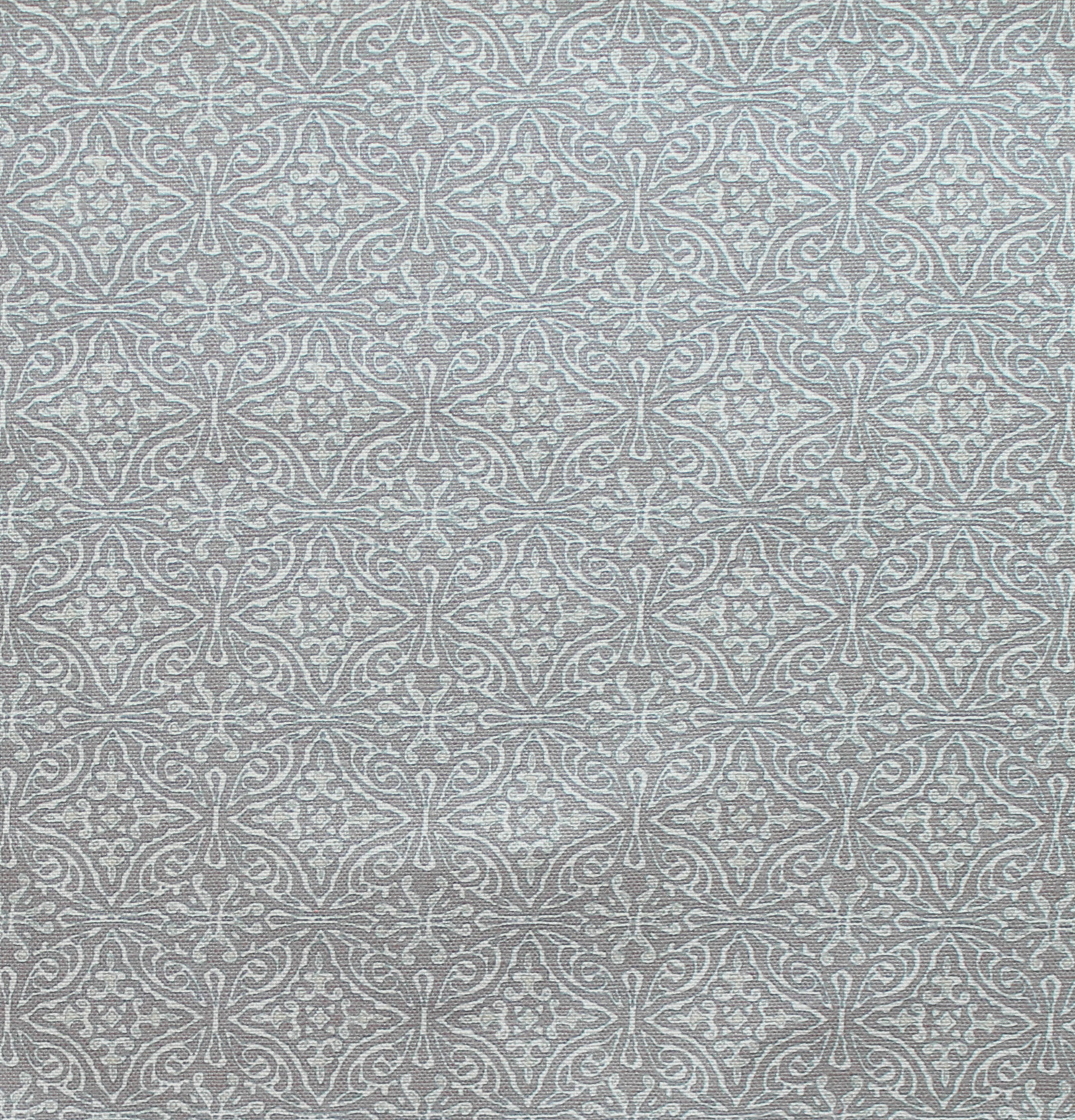 Small Diamond Batik: Grey