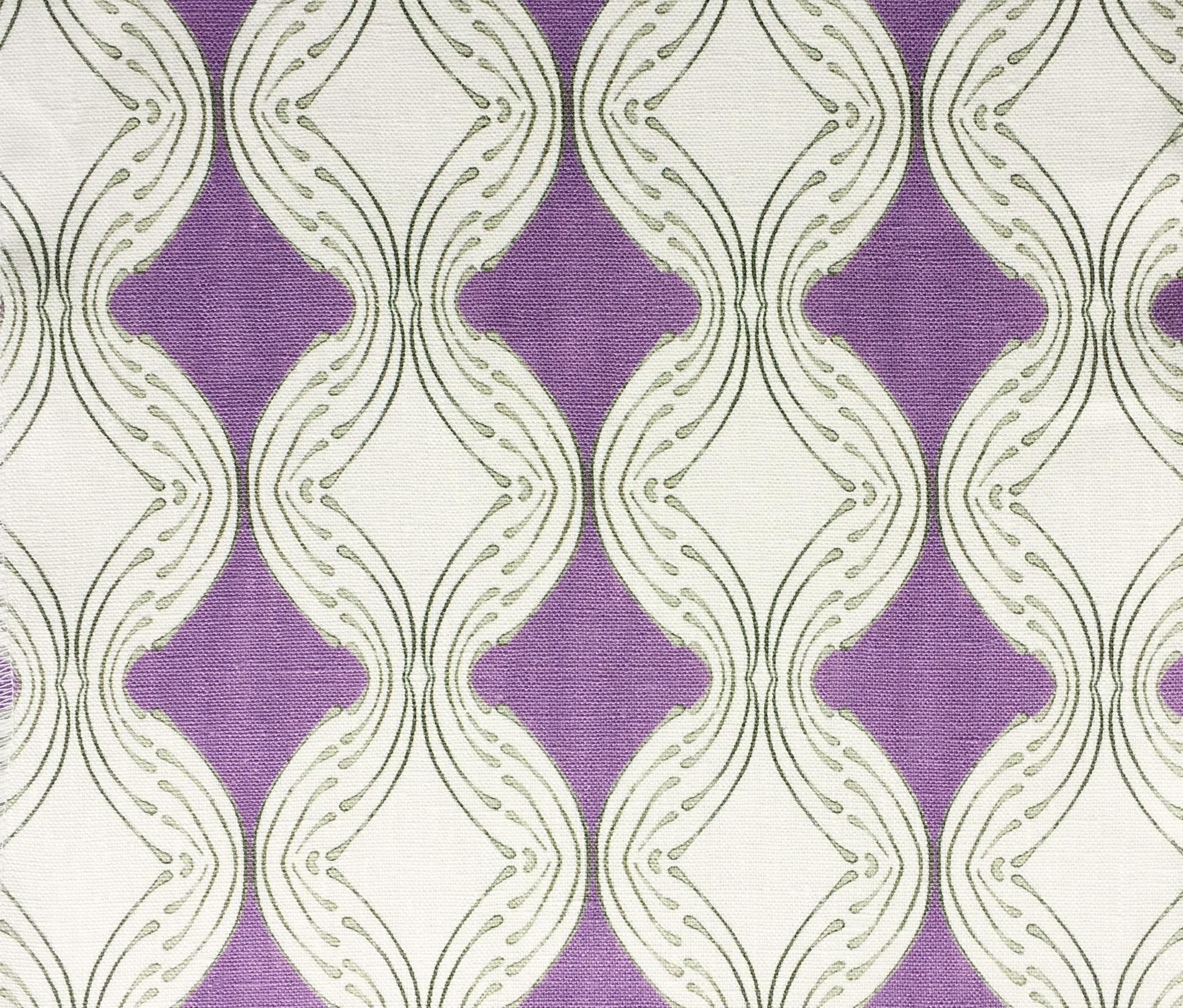 Hourglass: Lilac