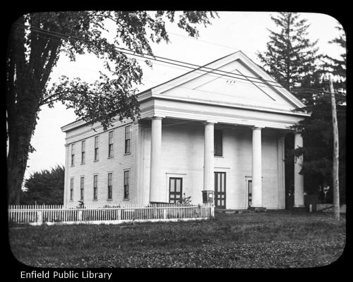 Original Enflield Congregational Church