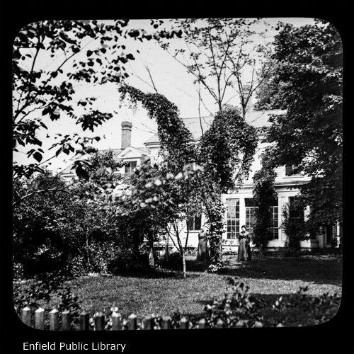 Thayer Home - Enfield St.