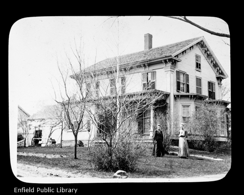 Colburn Home - Enfield St.