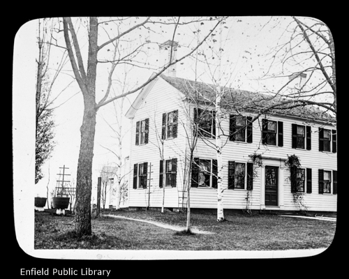 Pease Home - Enfield St.