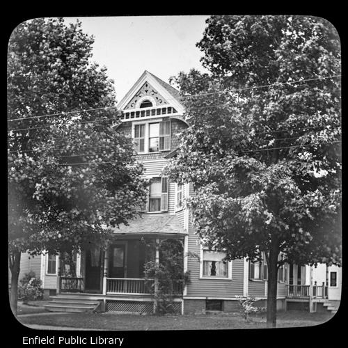 Elizabeth Parsons Home