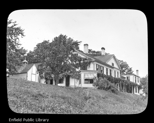 Chapin Home - Suffield