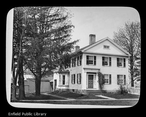 William P. Allen Home