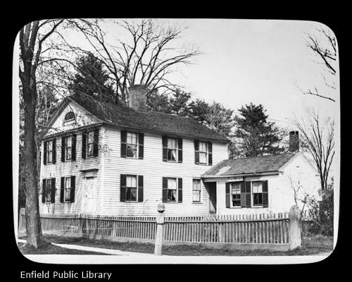 Isaiah Hunt Home
