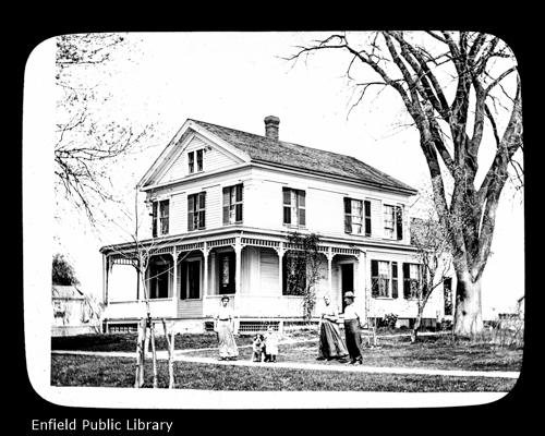 William Henry Home
