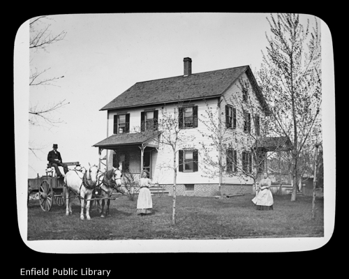 William Steele Home