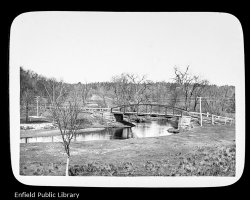 Bridge Over Scantic River