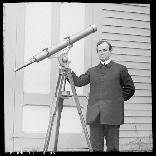 Reverend David Lewis Yale