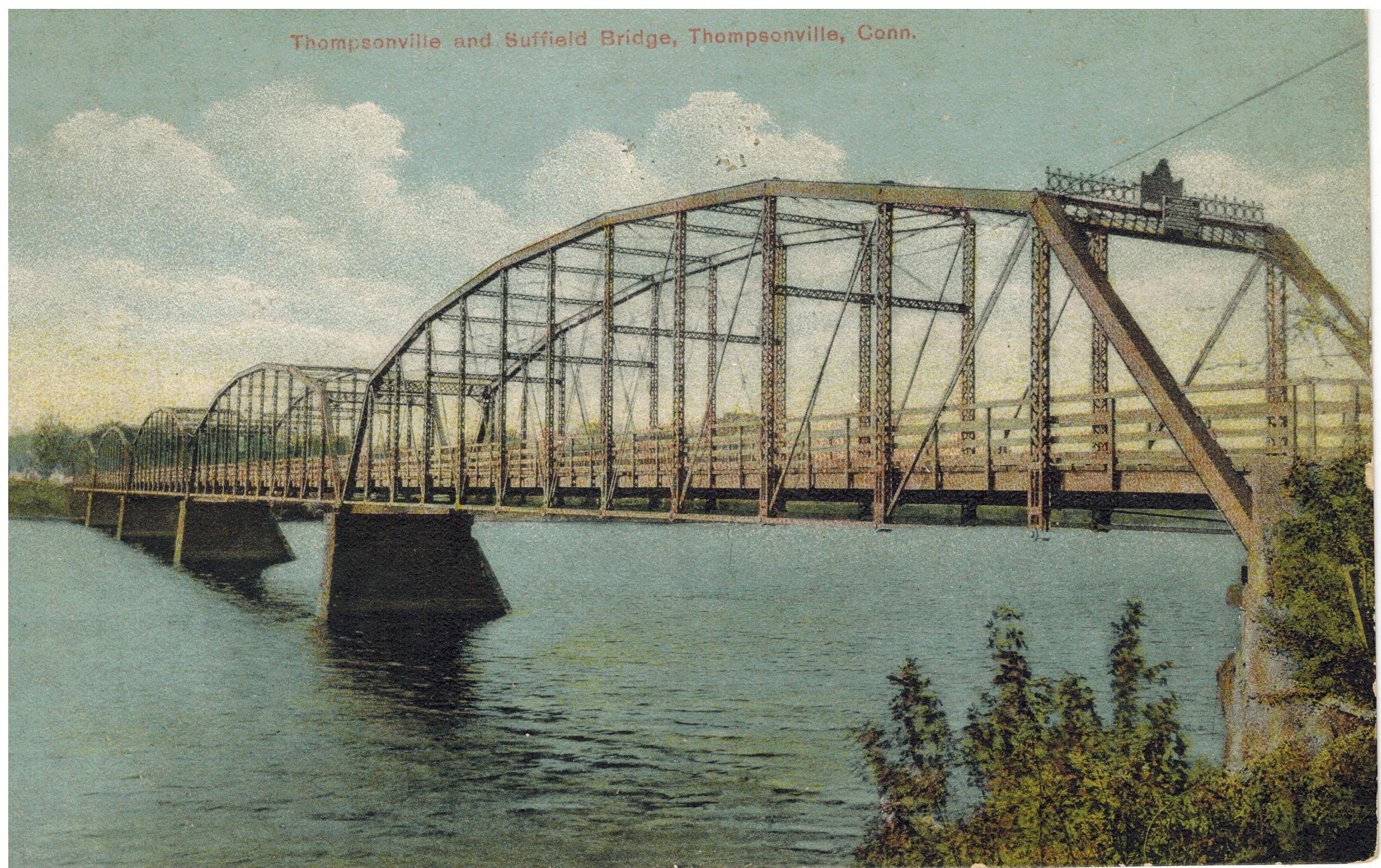 Thompsonville And Suffield Bridge  Thompsonville Conn.jpeg
