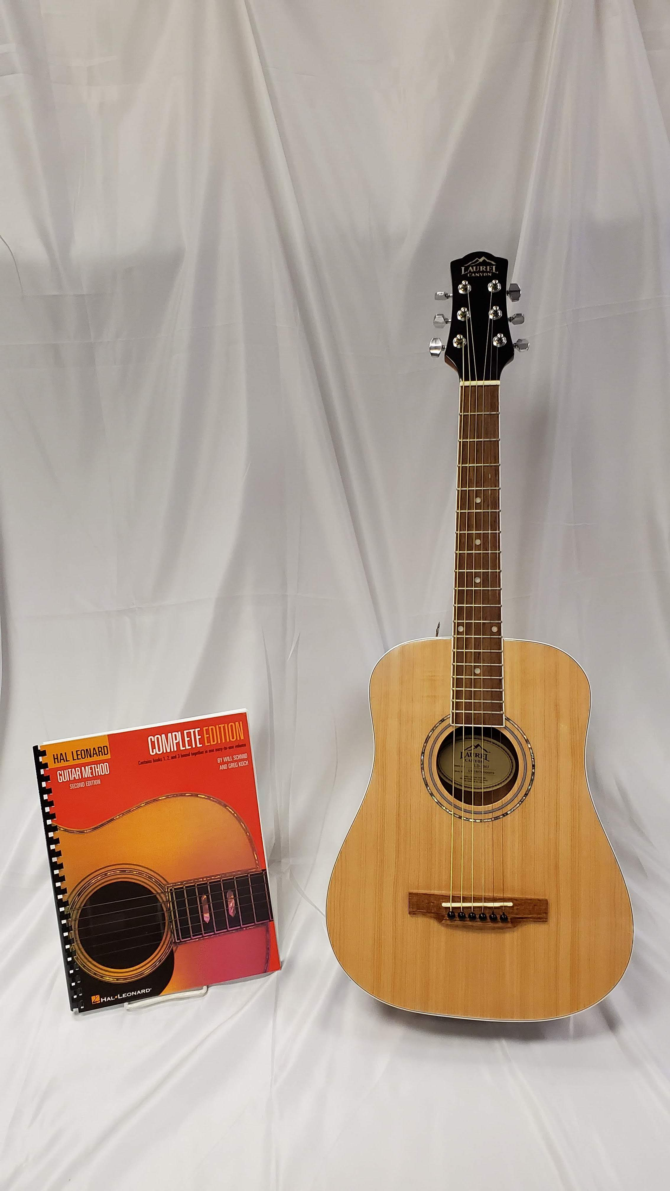 Laurel Canyon 3/4 Size Guitar