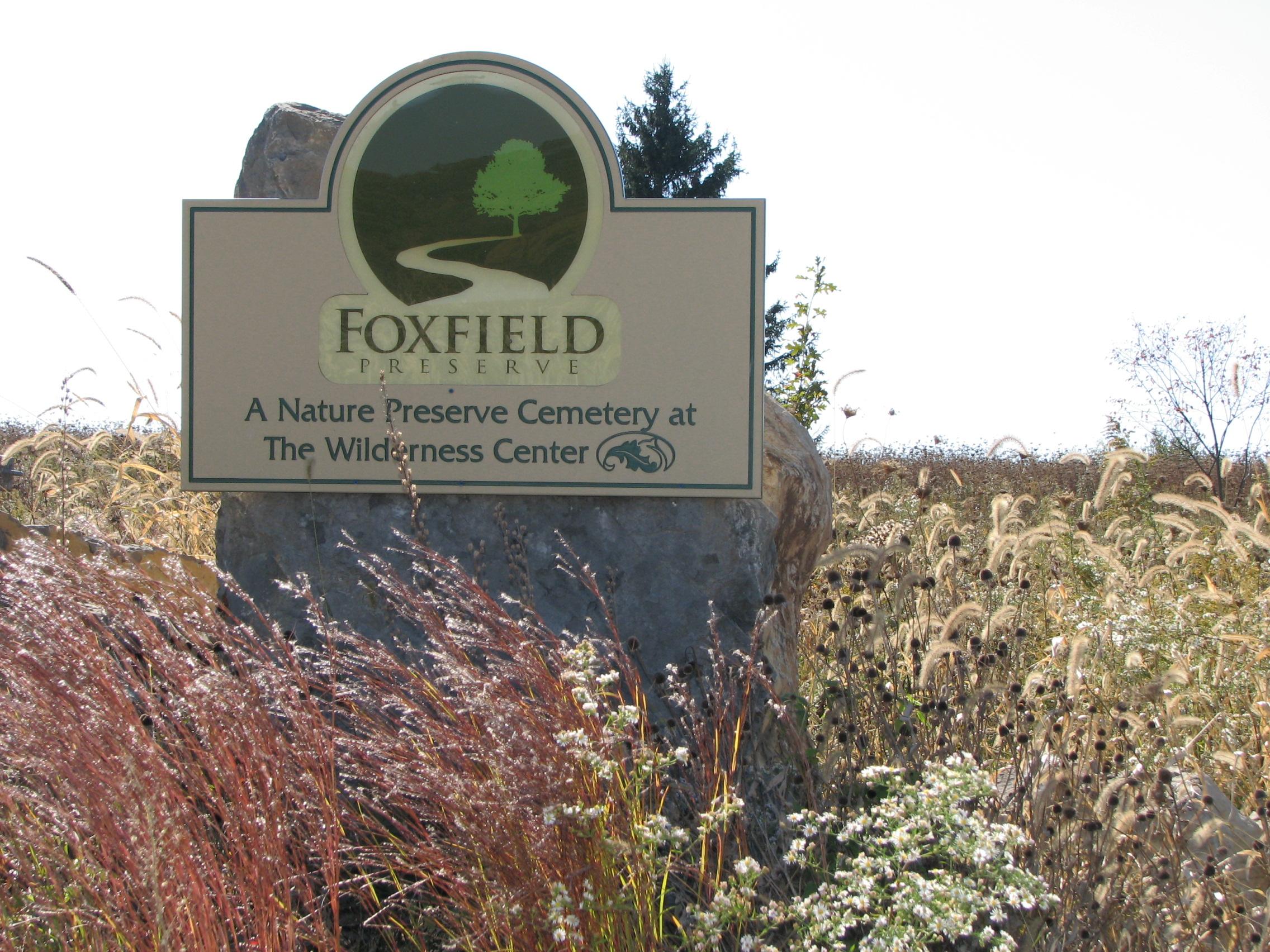 Ohio: Foxfield Preserve