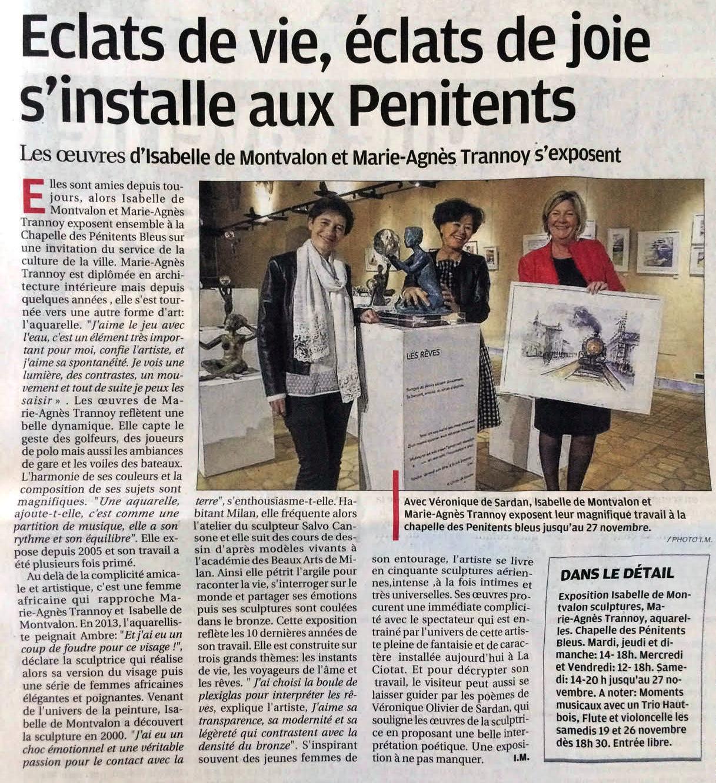 Le Provence  - 13.11.2016