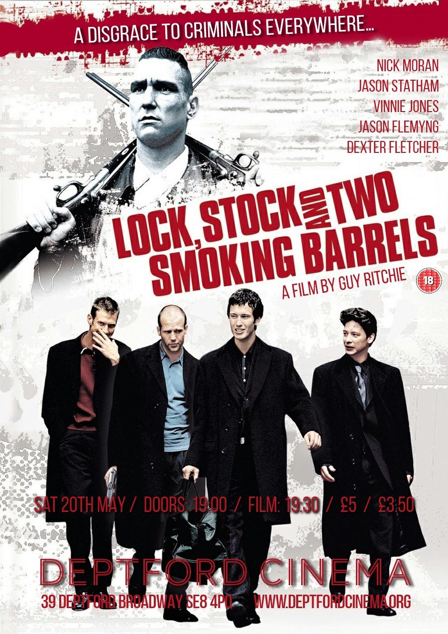 Lock Stock Poster
