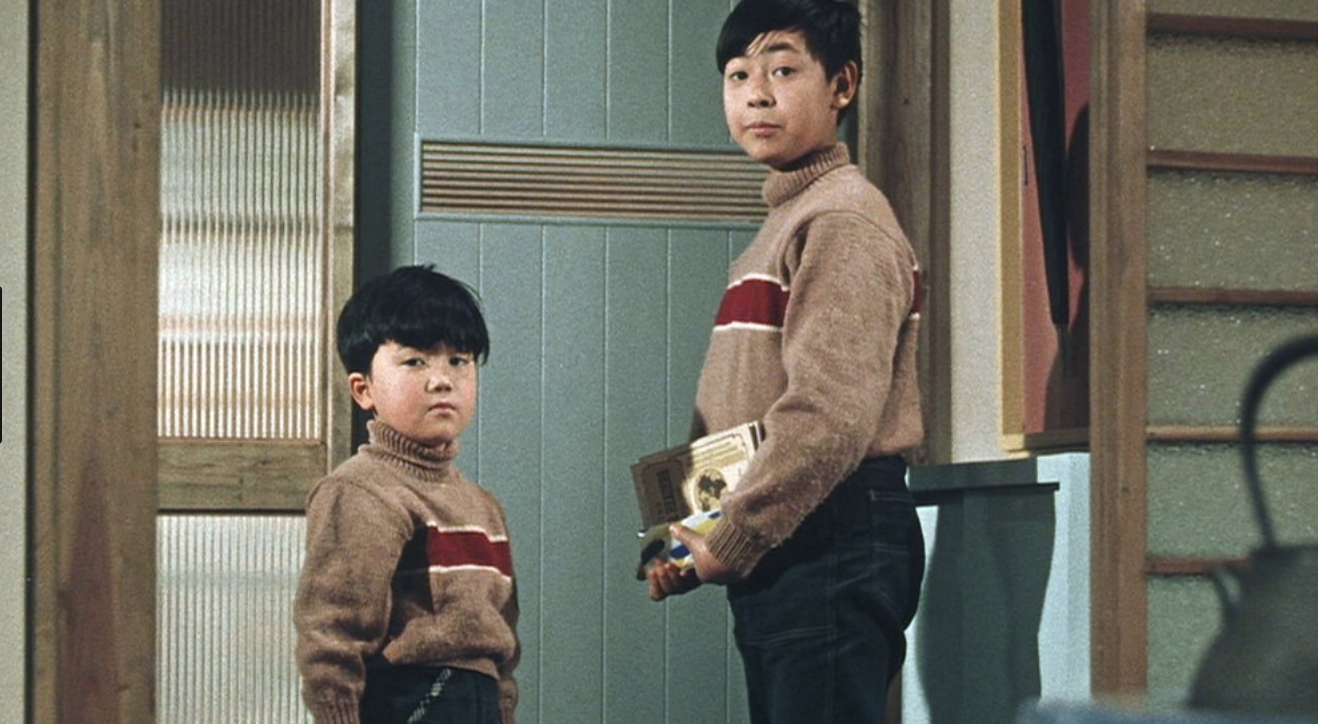 "Deptford Cinema presents a retrospective of the indelible Japanese auteur Yasujirô Ozu.  ""A lighthearted take on director Yasujirô Ozu's perennial theme of the challenges of intergenerational relationships, Good Morning (Ohayo) tells the story of two young boys who stop speaking as an act of resistance after their parents refuse to buy a television set. Ozu weaves a wealth of subtle gags through a family portrait as rich as those of his dramatic films, mocking the foibles of the adult world through the eyes of his childish protagonists. Shot in stunning Technicolor and set in a suburb of Tokyo where housewives gossip about the neighbours' new washing machine and unemployed men look for work as door-to-door salesmen, this charming comedy reworks Ozu's own silent classic I Was Born, But... to gently satirise consumerism in postwar Japan."" The Criterion Collection  A bright Tokyo suburb buzzing with gossip is the backdrop to Ozu s cheerful comedy,  Good Mornin g. Disillusioned with the seemingly meaningless talk of the adults around them, two brothers take a vow of silence when their parents refuse to buy them a television. With a dexterously woven plot, built on mishaps and misunderstandings,  Good Morning  pokes fun at the silliness of everyday chatter whilst gently acknowledging its fundamental necessity."