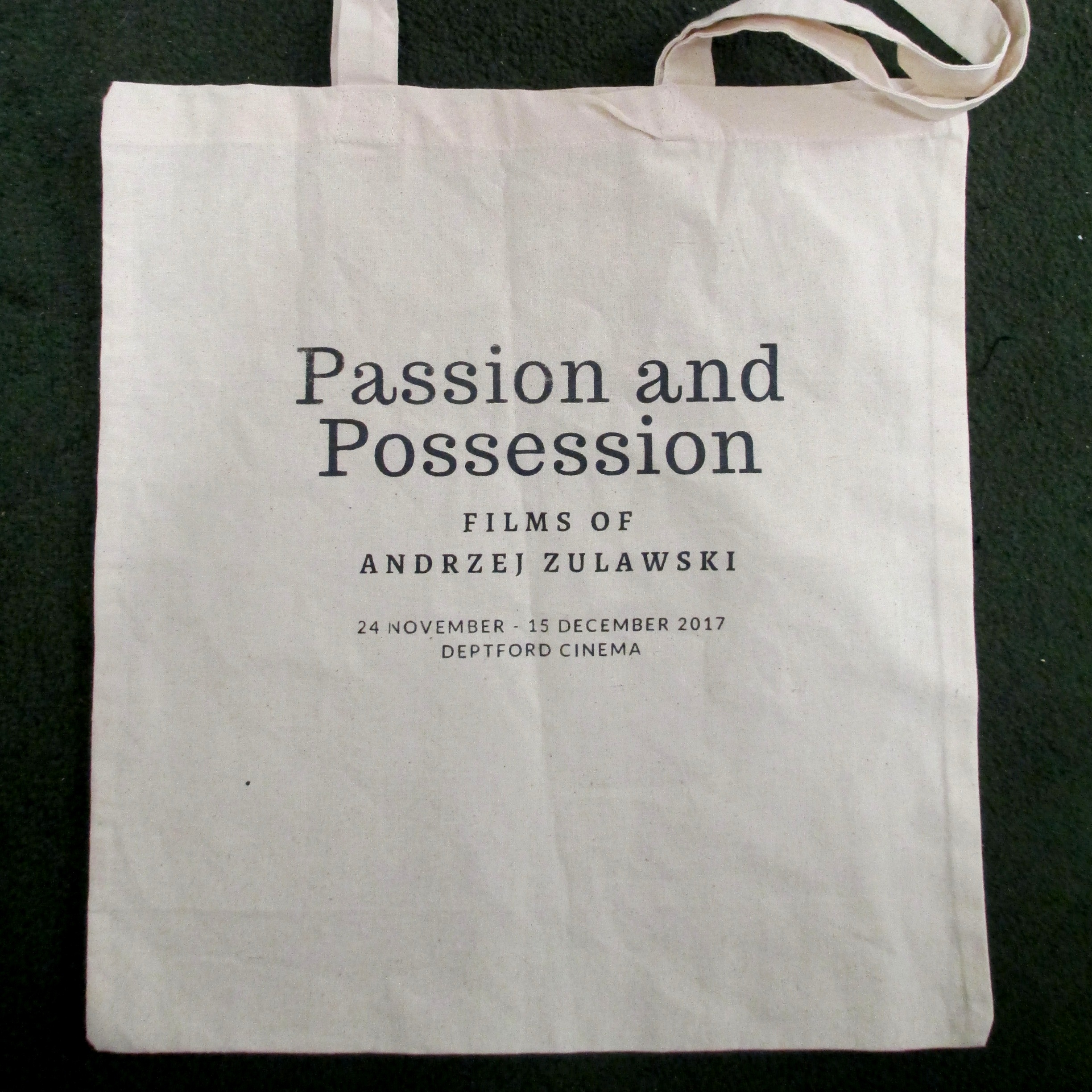 Passion and possession bag.JPG