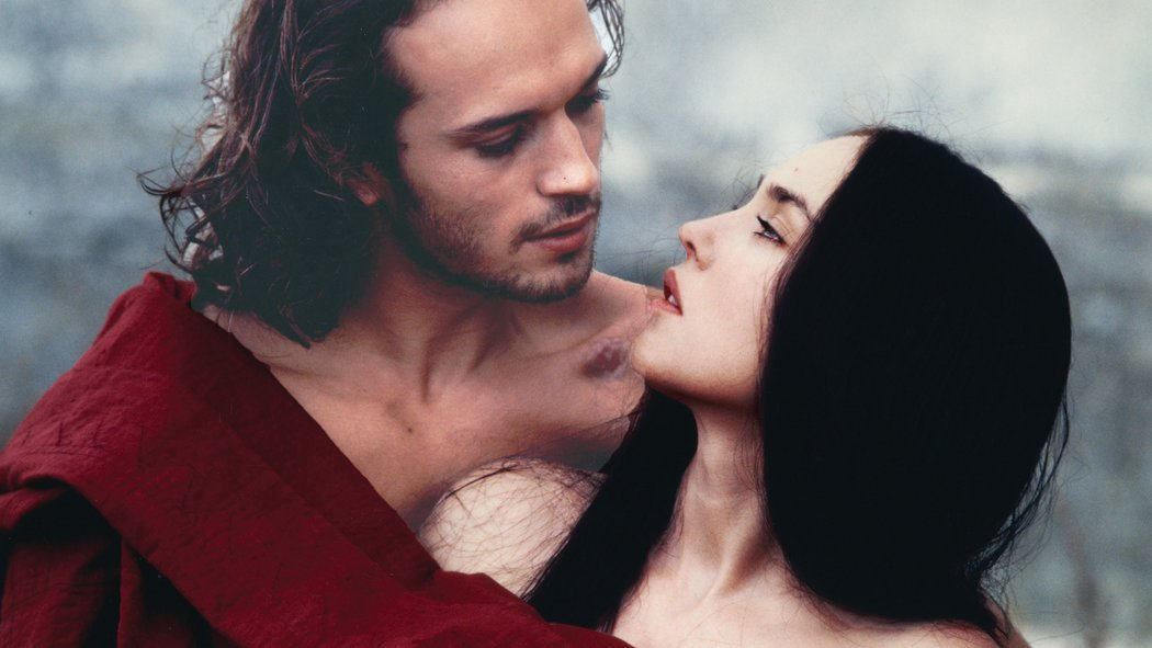 Isabelle Adjani and Vincent Perez