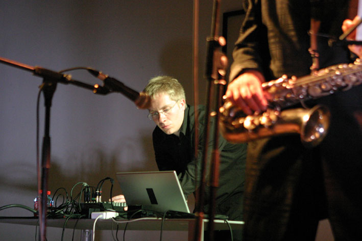 Sam Britton, artist, musician