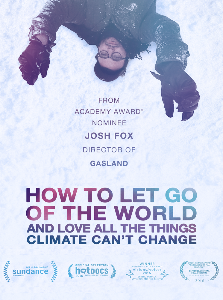 Climate Crisis Film Festival London How to Let Go of the World poster