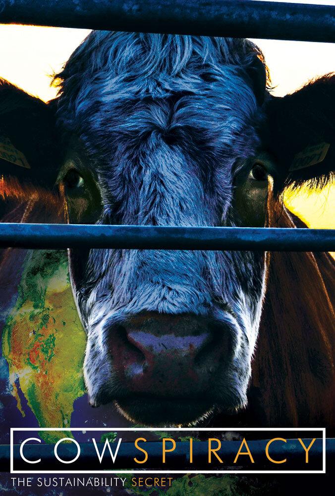 Climate Crisis Film Festival London Cowspiracy poster