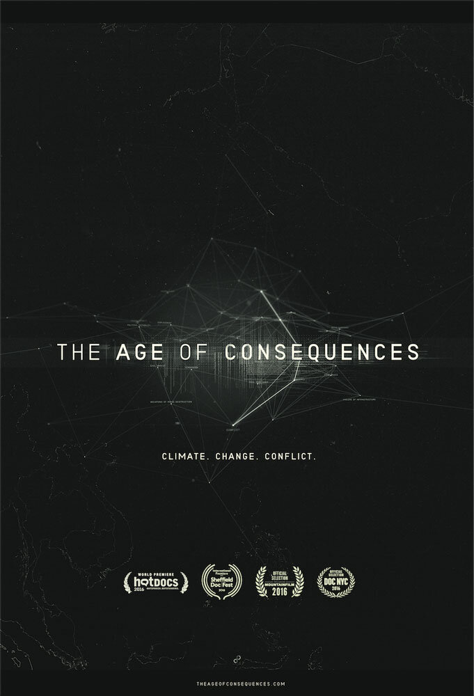 Climate Crisis Film Festival London The Age of Consequences poster