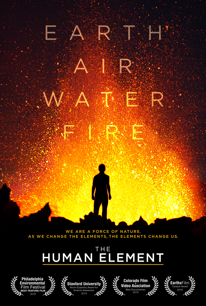 Climate Crisis Film Festival London The Human Element poster