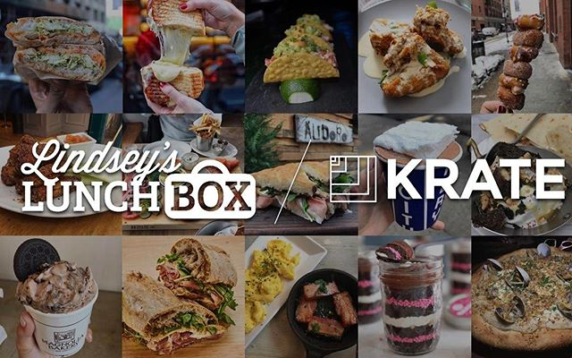 Excited to partner with @lindseyslunchbox to improve our clients content and social strategy. #dontexpectsalads ⠀ ⠀ ~ krate.co/partners ~
