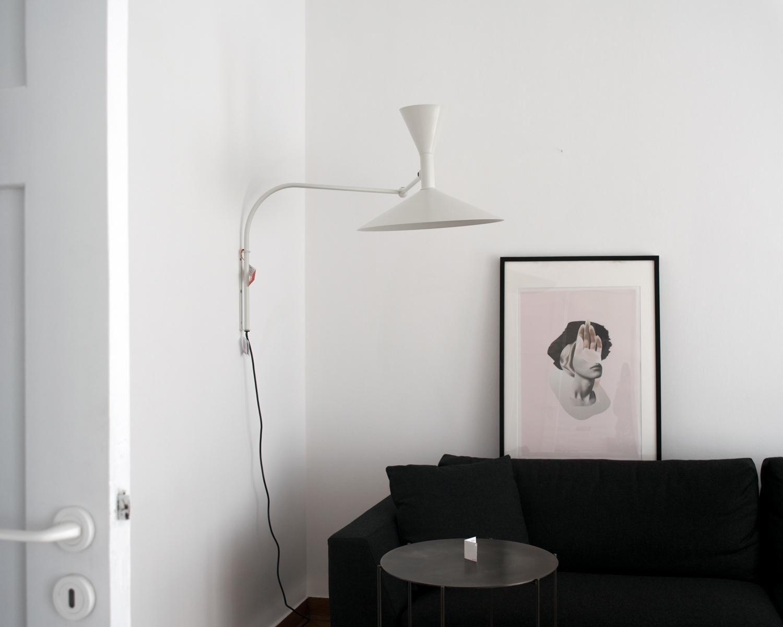 Lampe De Marseille, Le Corbusier at Bombyx showroom