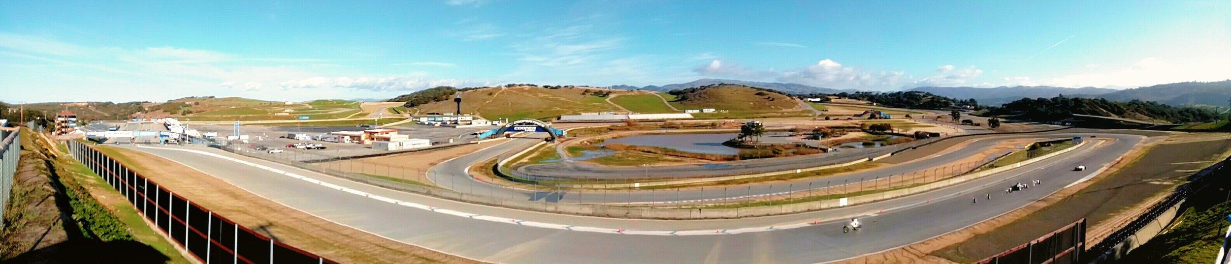 Laguna Seca Mazda Raceway