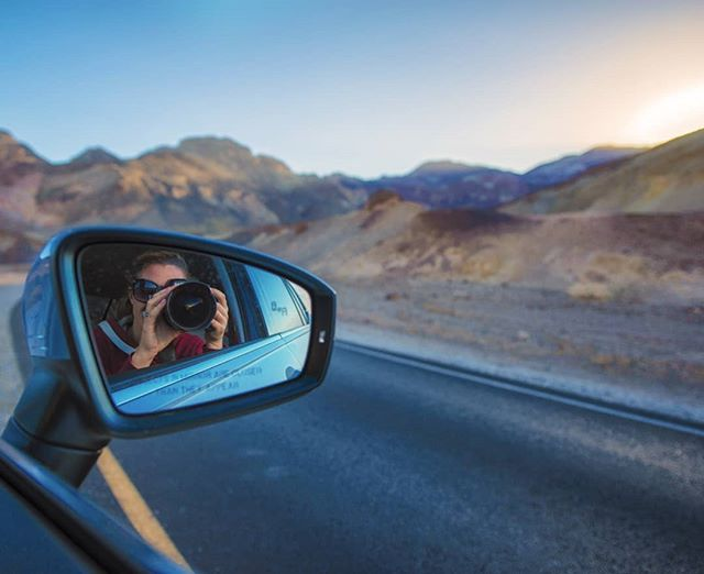 Love taking this side mirror shot at national parks mostly because it brings me right back to the moment..the feeling...the colors. Ww could make a photo  book on all the parks we've done this shot at lol!  #keepitwild #simplyadventure #wildernessculture #lifeofadventure #liveoutdoors #beautifuldestinations #roamtheplanet #discoverearth #wherewillwegonext #makemoments #exploremore #stayandwander  #goexplore #destinationearth #familytravel #exploringtheworld #welltravelled #lovelifeoutside