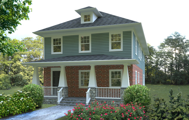 SOLD: Schuyler Rd Silver Spring, MD (Click on Photo to See Inside!)