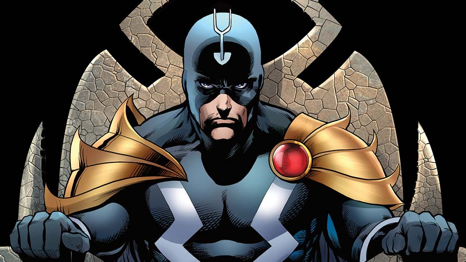 1. Blackbolt was created by Jack Kirby and Stan Lee.