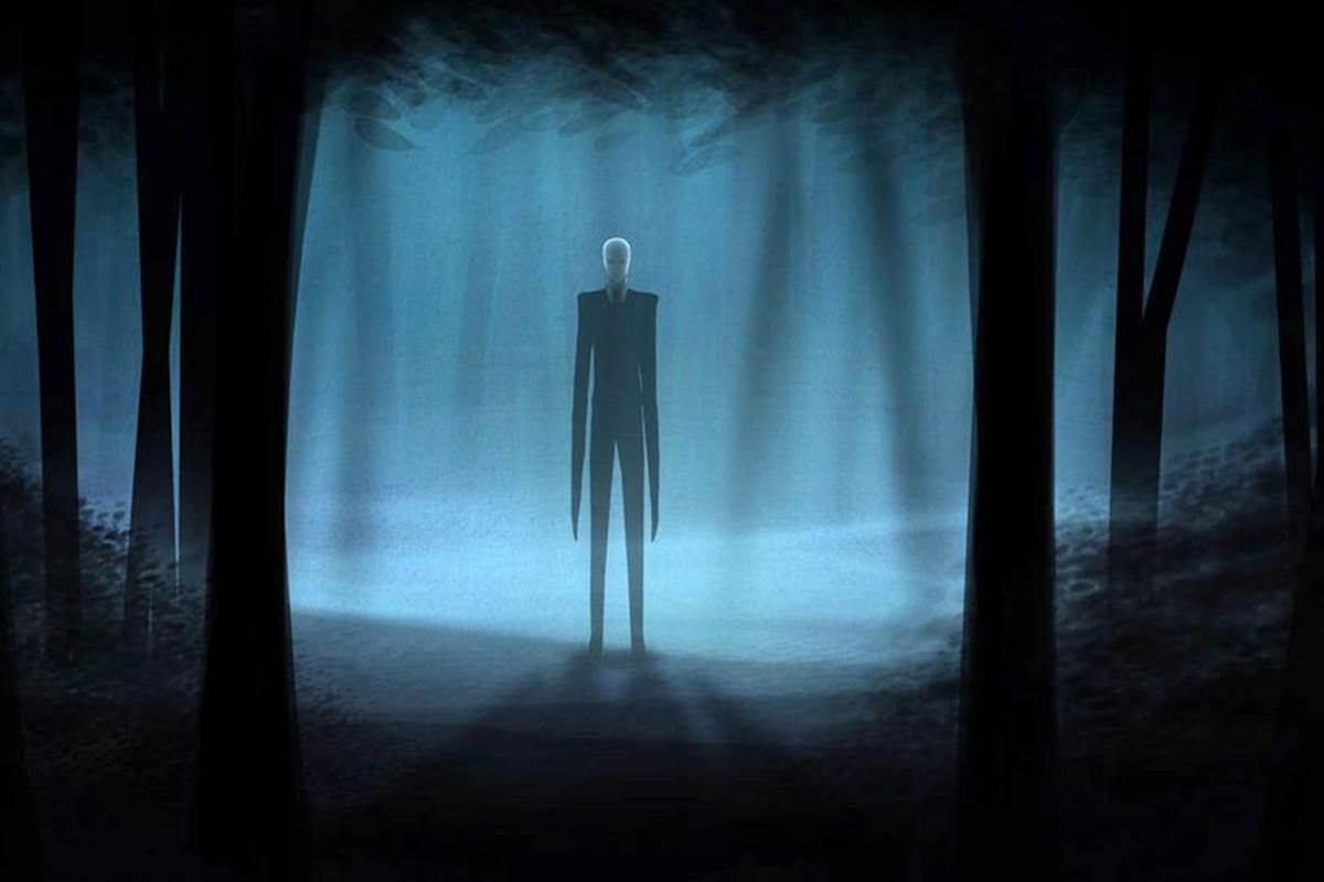 Are you ready for the Slenderman?