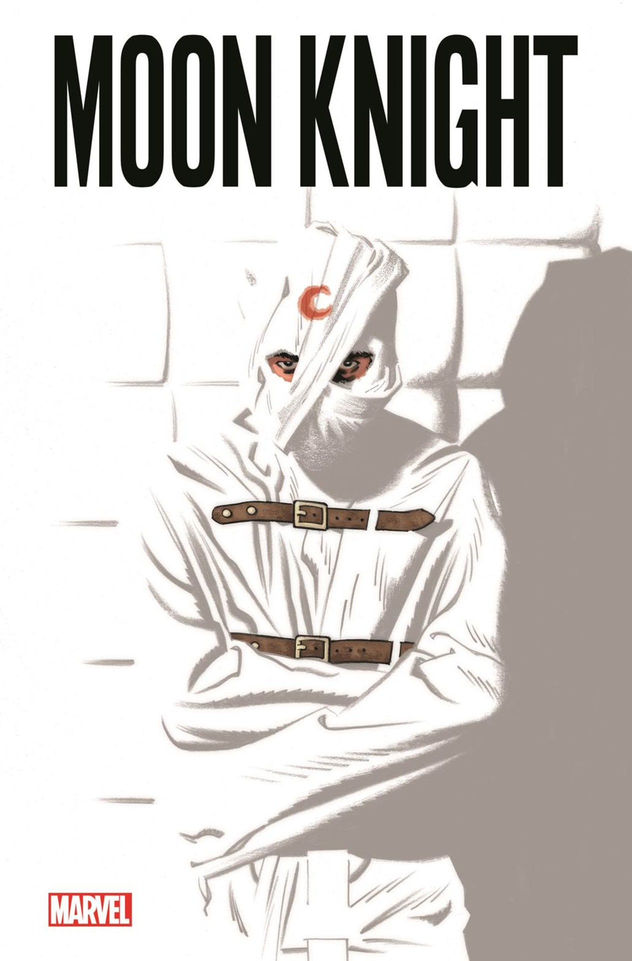 Now may be a good time to catch up on Moon Knight! Rumor has it Moon Knight will have his own movie or series in the next round of Marvel releases. The Defenders could be a great show for him to cameo in like The Punisher did in Daredevil leading into his own series.