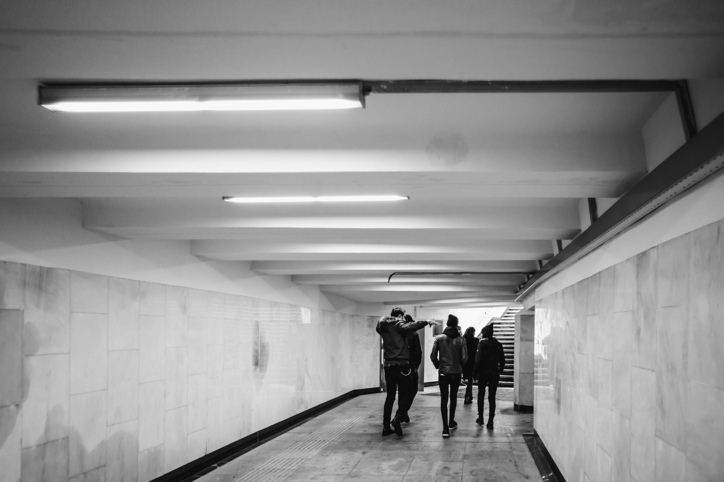 Moscow subways