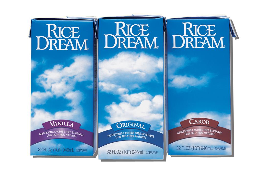 brand marketing agency for Rice Dream