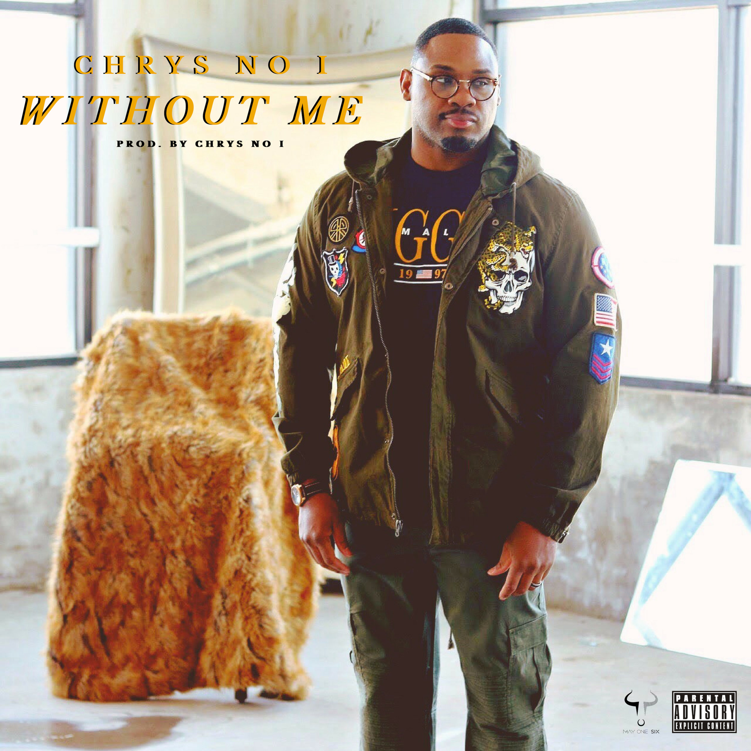 Chrys No I Without Me cover photo
