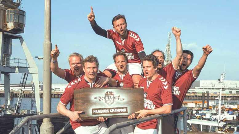 Die Placebo Kickers sind Hamburg Champion 2016! - Alle Infos und schöne Bilder gibts bei den Jungs von ganz-hamburg.de!
