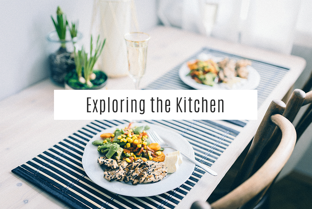 HEALTH COACH for the kitchen