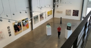 Space Gallery Interior