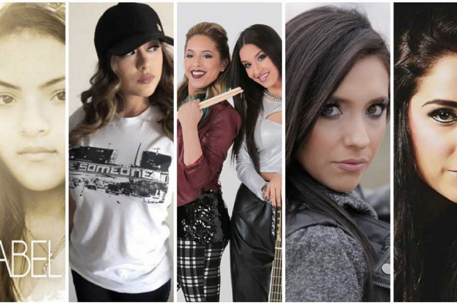 5 Latinas who may be the next Selena
