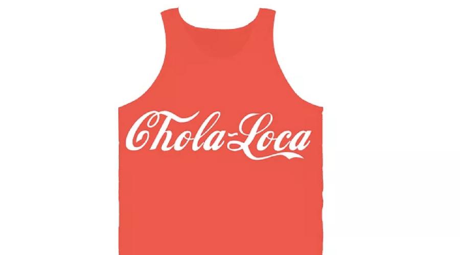 Chola-Loca t-shirts